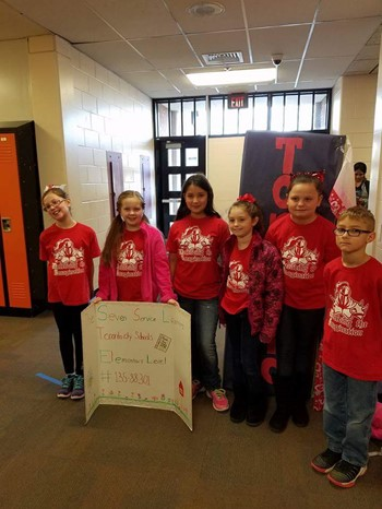 Destination Imagination Service Learners Team